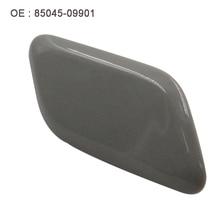צד שמאל פנס מכונת כביסה כובע כיסוי מתאים עבור טויוטה Avensis 2000 2009 85045 09901 8504509901