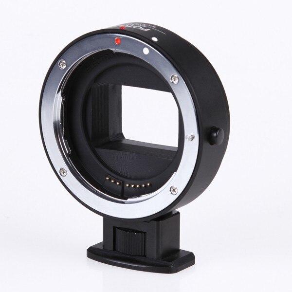 FOTGA אלקטרוני AF פוקוס אוטומטי מתאם עדשה Canon EF EF-S Sony E-NEX נשלפת עם חצובה הר הטבעת