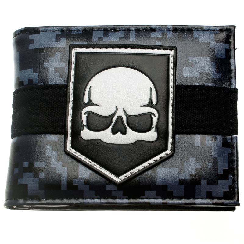 The Call of Duty purse  Advanced warfare  wallet DFT-10106 call of duty modern warfare 3 hardened edition