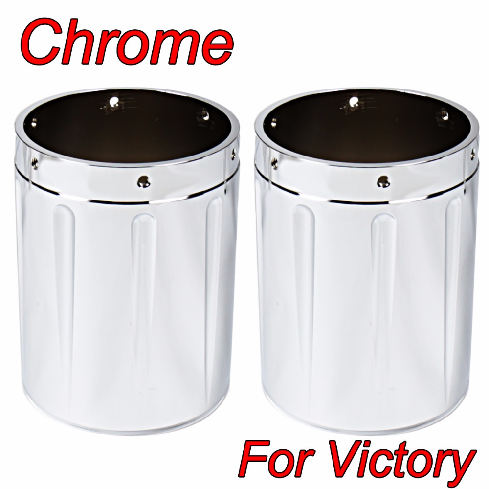 4 1/2 Chrome Shallow Cut Exhaust Tips For Victory Hardball Vision Cross Country Road Models road trip usa eighth edition cross country adventures on america s two lane highways