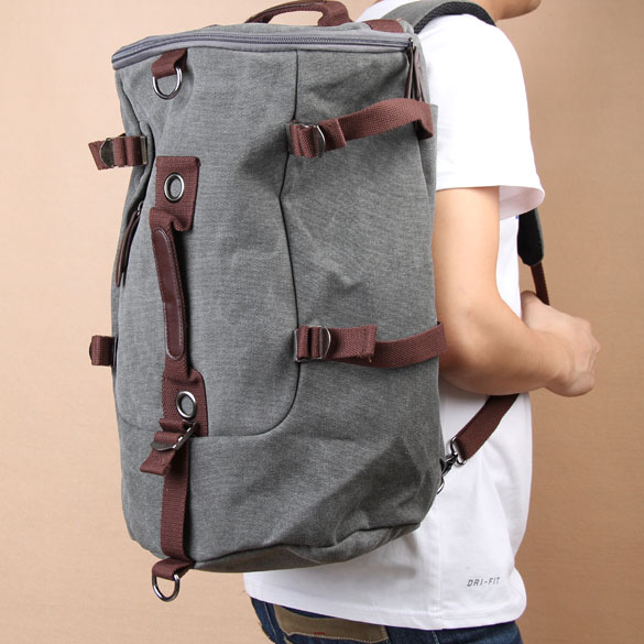 Classic Backpack Fashion For Women Shoulder Bag Mens Canvas Backpack Multi-Color Leisure Travel Bag Unisex Backpack W