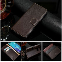 S7 Edge Genuine Leather Case For Samsung Galaxy S7 Flip Wallet Card Slots Stand Holder Cover
