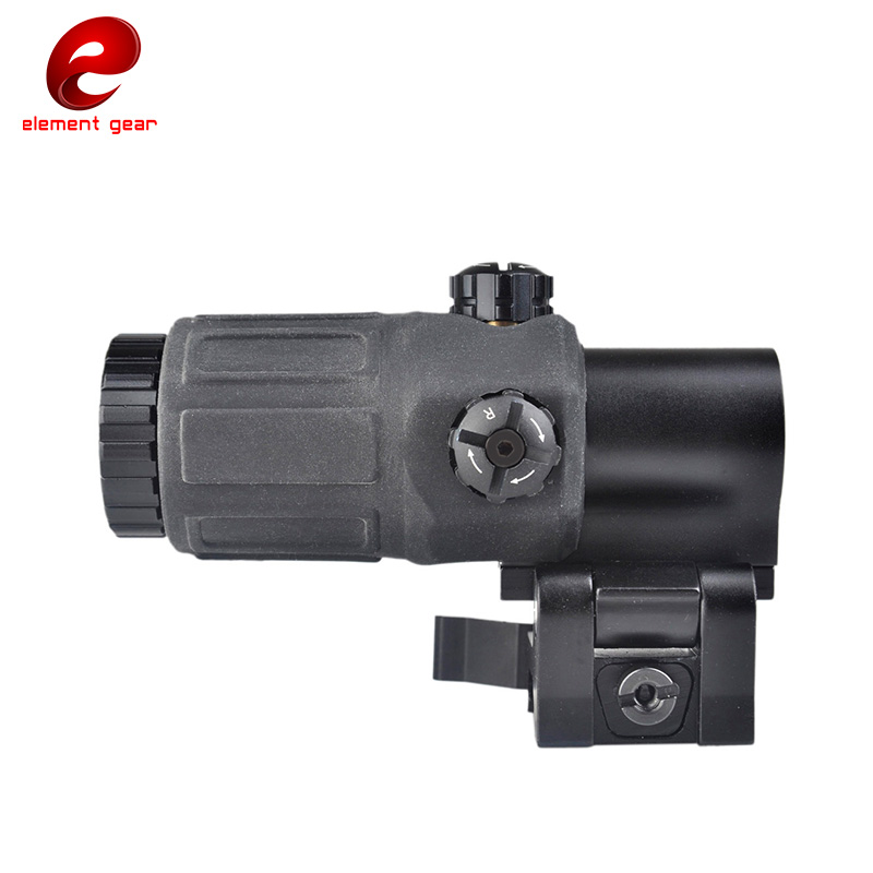 Image 2 - Element Tactical Hunting Rifle Holographic Red Dot Optics Spotting Scopes 3x Magnifier Rifle Airsoft Gun with STS Mount EG5348-in Riflescopes from Sports & Entertainment