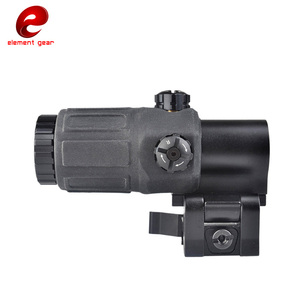 Image 2 - Element Tactical Hunting Rifle Holographic Red Dot Optics Spotting Scopes 3x Magnifier Rifle Airsoft Gun with STS Mount EG5348