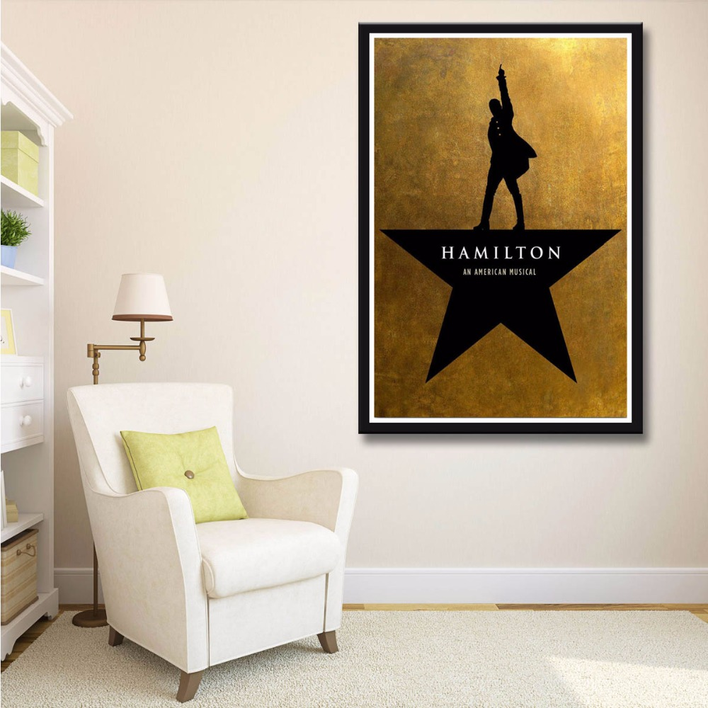 home decor stores hamilton x109 new hamilton musical american play show sing a4 11178