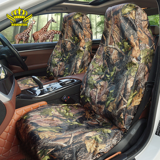 Universal Car Seat Cover For Car Seat Protector Water-Proof Car Covers Fit Outdoor Hunting Fishing Equipment Dust Removal Covers