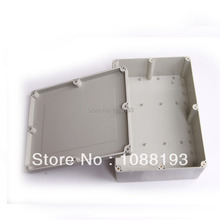 Available 320*240*110mm Plastic Box Electronics Waterproof Instrument Control Box