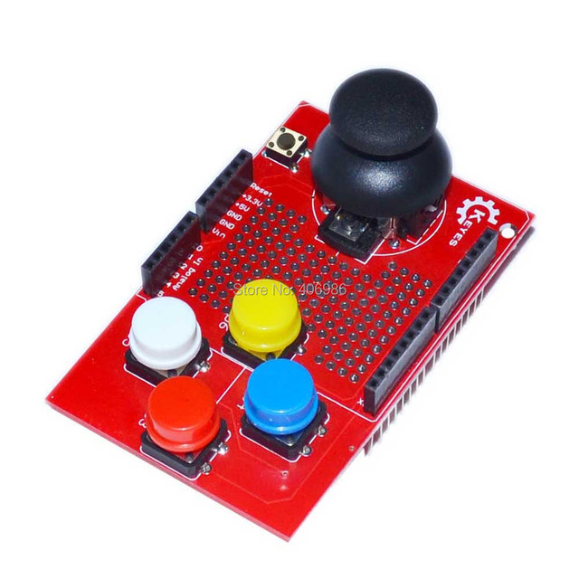 PS2 JOYSTICK  Expansion Shield Board V2.0 for Arduino