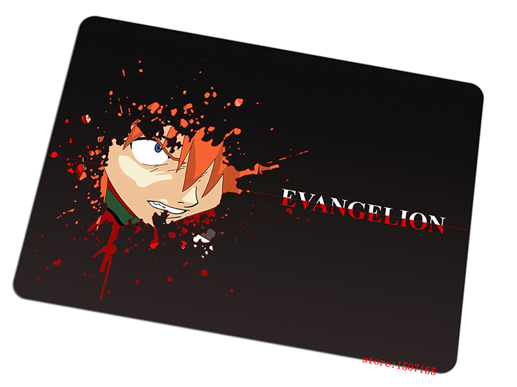 Neon Genesis Evangelion mouse pad Personality large pad to mouse computer mousepad Thickened gaming mouse mats to mouse gamer