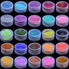 VPW005 Good Nail Glitter Powder Best Quality Nail Dust Powder Mermaid Manicure Nail Art Glitter