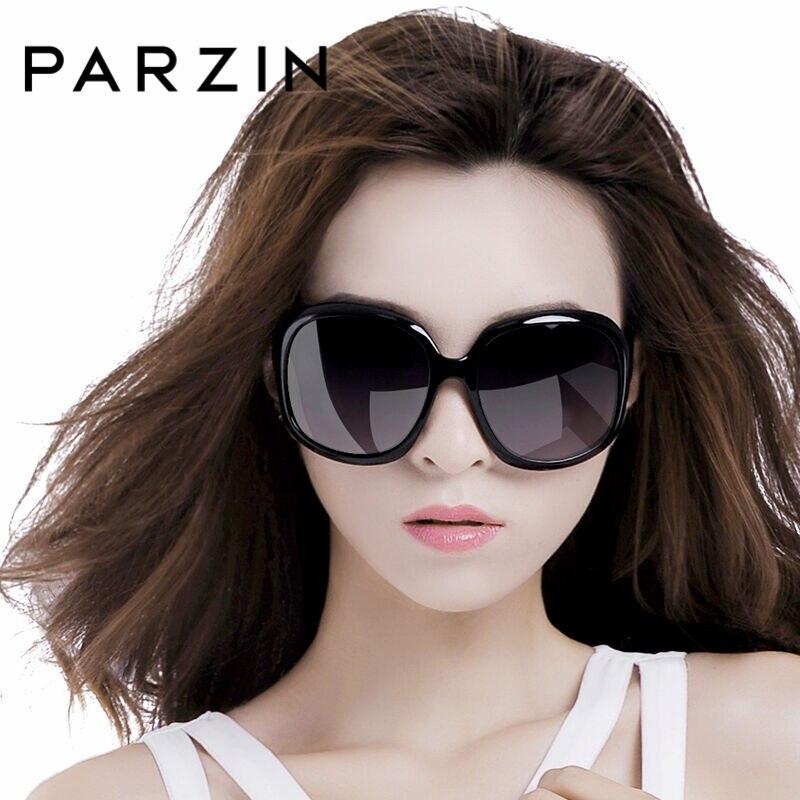 PARZIN Frauen Marke Designer Sonnenbrille Platz Elegante Weibliche ...