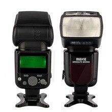 MEIKE MK-930 II MK930II MK 930 II for Nikon Canon Olympus Panasonic DSLR Cameras Flash Speedlight Speedlite + diffuser