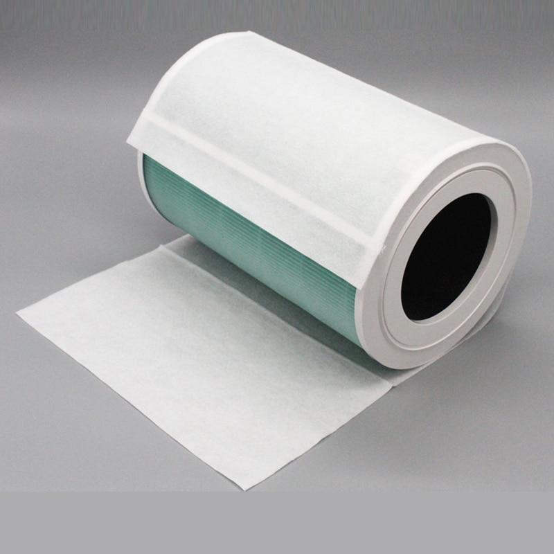 10 шт. утолщение электростатической хлопок для xiaomi mi очиститель воздуха pro/1/2 Универсальный бренд очиститель воздуха фильтр Hepa фильтр