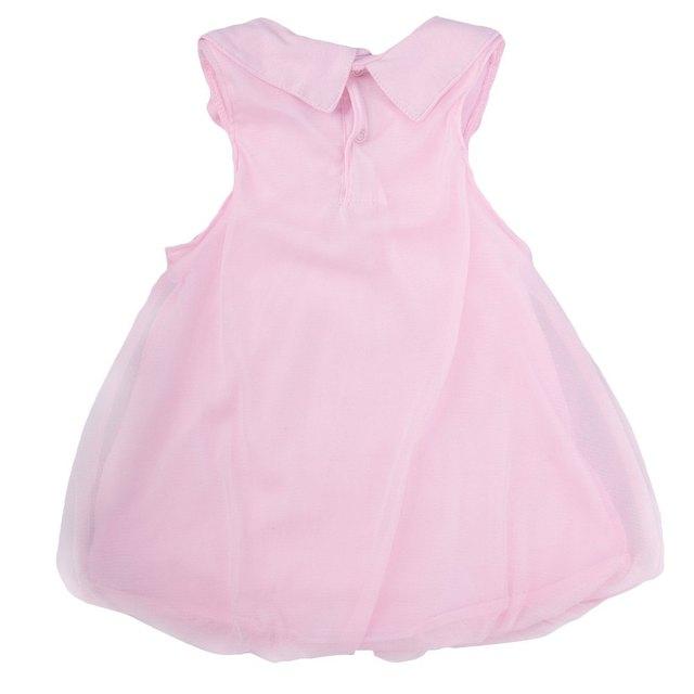 Sweet Flower Baby Girl Dress