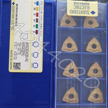 WNMG080408N-MU AC510U  10pcs/box Sumitomo  New original Carbide blade