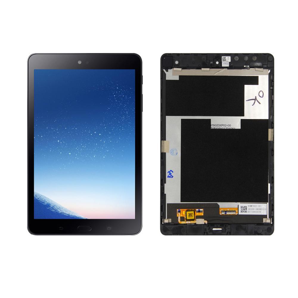 Для Asus Zenpad Z8S ZT582 ZT582KL P00J ЖК-дисплей кодирующий преобразователь сенсорного экрана в сборе дигитайзер для экрана в сборе Бесплатные инструмен...