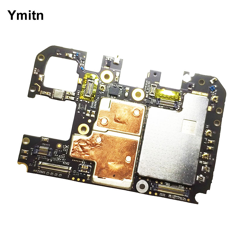 Y mi tn sbloccato Principale Mobile Bordo Mainboard Della scheda Madre Con Chip Circuiti Cavo Della Flessione Per Xiao Mi 8 mi 8 M8 mi 8