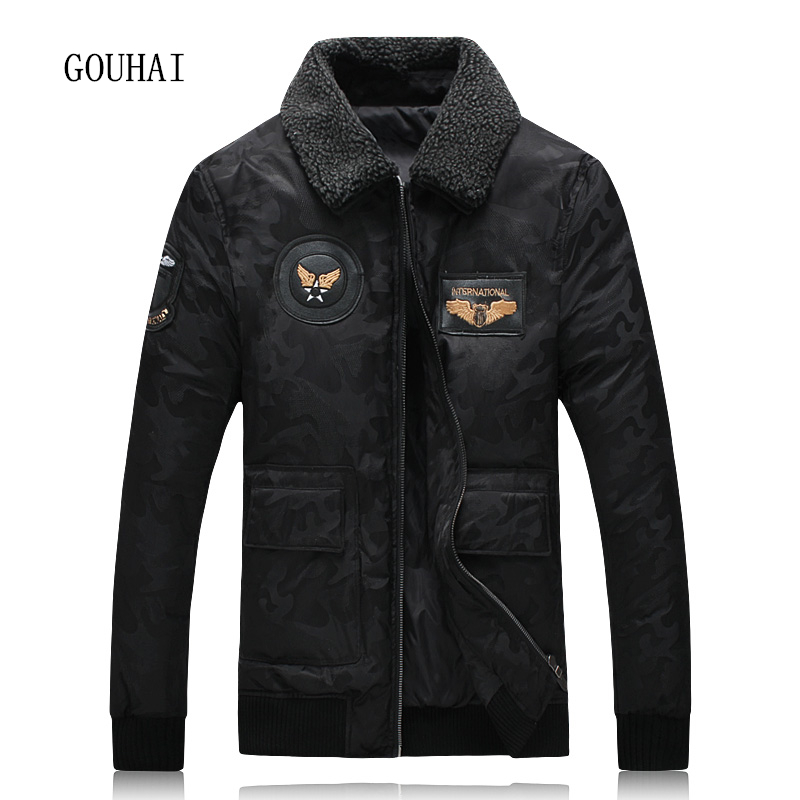 White Duck Down Jacket Men Winter Jacket Mens Down Jacket 5XL 2017 Short Camouflage Light Down Men Feather Jacket Brand Clothing