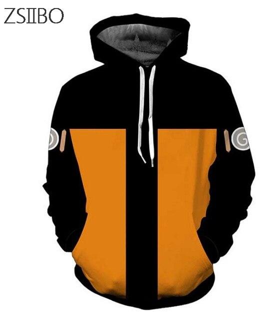 Streetwear Naruto Hoodies Boruto Jacket Men 3D Hoodie Akatsuki Coat Uchiha Itach Cosplay Costume Kakashi Sweatshirt Luxtees 3