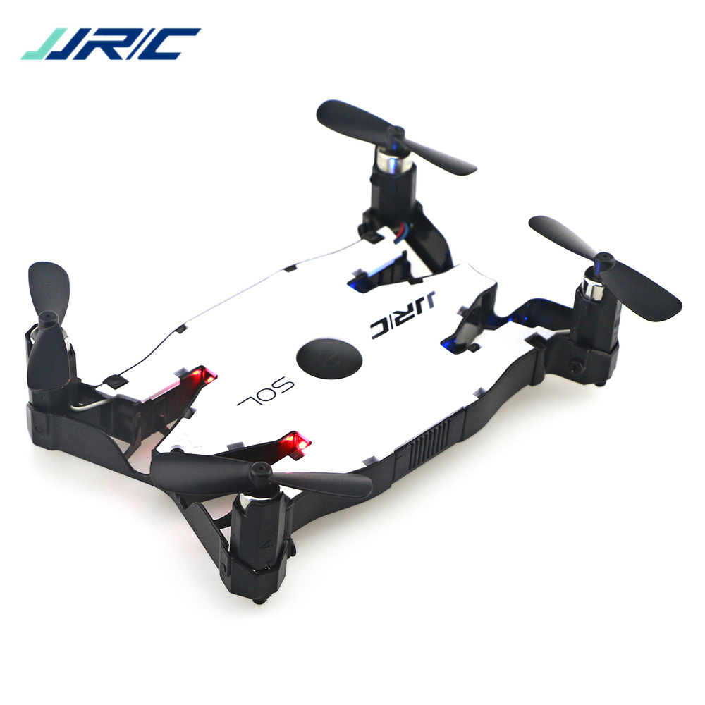 2017 JJRC H49WH SOL Mini Foldable Quadcopter RC Helicopter Altitude Hold VS H37 Mini H47le RC Quadcopter RTF WiFi FPV 720P HD jjrc h12wh wifi fpv with 2mp camera headless mode air press altitude hold rc quadcopter rtf 2 4ghz