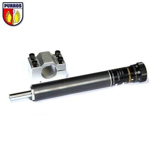 Rb-2430, гидро Скорость регуляторов, весна заслонки, 30 мм Длина ход, гидравлические амортизаторы, подпружиненный регуляторы