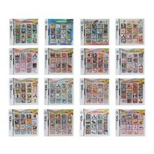 Videojuegos para DS tarjeta 3DS consola todo en 1 compilaciones Super Combo Multi cesta