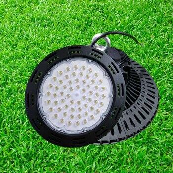 Новый дизайн НЛО Промышленный Высокий Бей светильник 100 Вт 150 Вт 200 Вт Светодиодный точечный светильник промышленная лампа для майнинга пром
