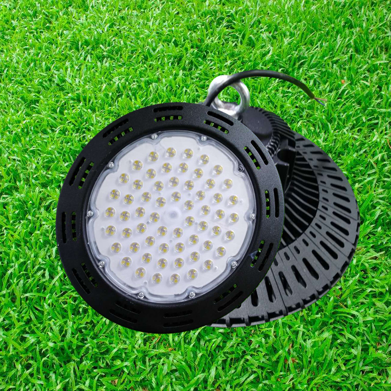 New UFO design Industrial High Bay Light 100W 150W 200W LED Spotlight Industrial Mining Lamp Industrial commercial lighting