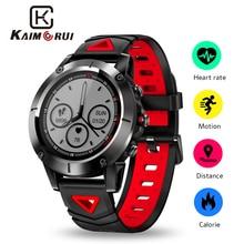 Купить с кэшбэком Smart Watch Heart Rate Passometer Monitor GPS Fitness Tracker Blood Pressure Smartwatch for Xiaomi Huawei Phone Wearable Device