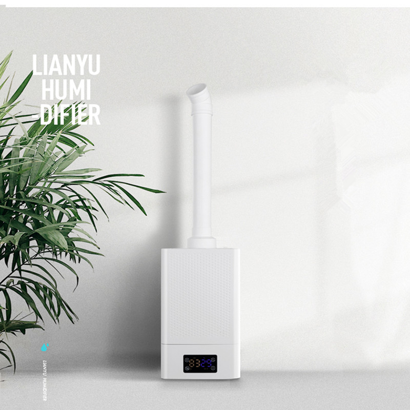 220V Intelligent Electric Humidifiers 11L 1000ML/H LCD Touch Screen Control Commercial Market Spray Humidifier Vegetable Wooden lp116wh2 m116nwr1 ltn116at02 n116bge lb1 b116xw03 v 0 n116bge l41 n116bge lb1 ltn116at04 claa116wa03a b116xw01slim lcd