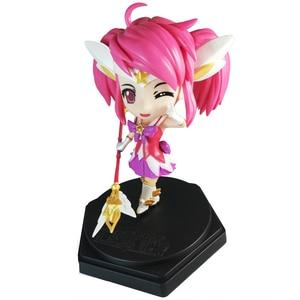 Image 2 - Original Box LOL League of Legends figure Action Varus Valentines Skin Model Toy action figure 3D Game Heros anime party decor