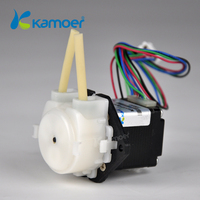 Kamoer KPP-ST蠕動ポンプ12ボルト/24ボルトステッピングモータポンプ(のpharmed bptチューブ、水ポンプ