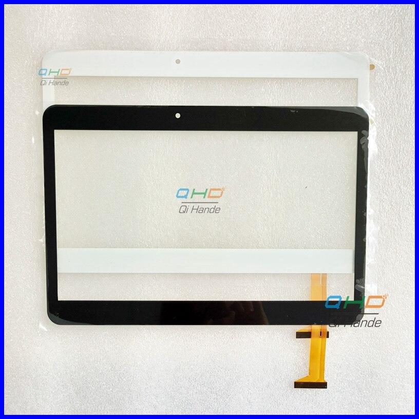 Envío libre para el sensor del digitizador del panel de tacto reemplazo FX-205-V1 SLR pantalla táctil de 10.1 ''pulgadas panel de multitouch