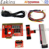 Free Shipping 2015 Newest 5 In 1 Laptop Notebook Diagnostic Card PCI PCI E LPC Dubug