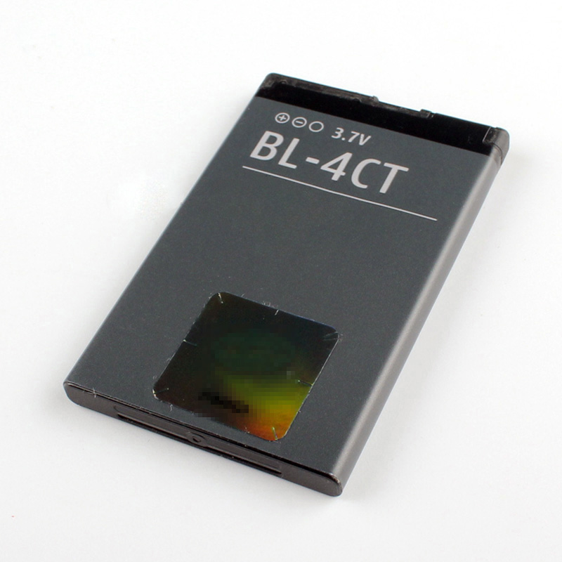 Original BL-4CT phone Battery For <font><b>NOKIA</b></font> 5310 5630 6600 fold 6700 7210 <font><b>7230</b></font> 7310 X3 860mAh image