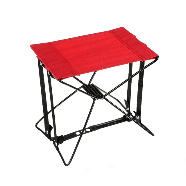 Pocket Chair Part - 30: Amazing Pocket Chair Red Take A Seat Anywhere Folding Camping Gardening  Fishing