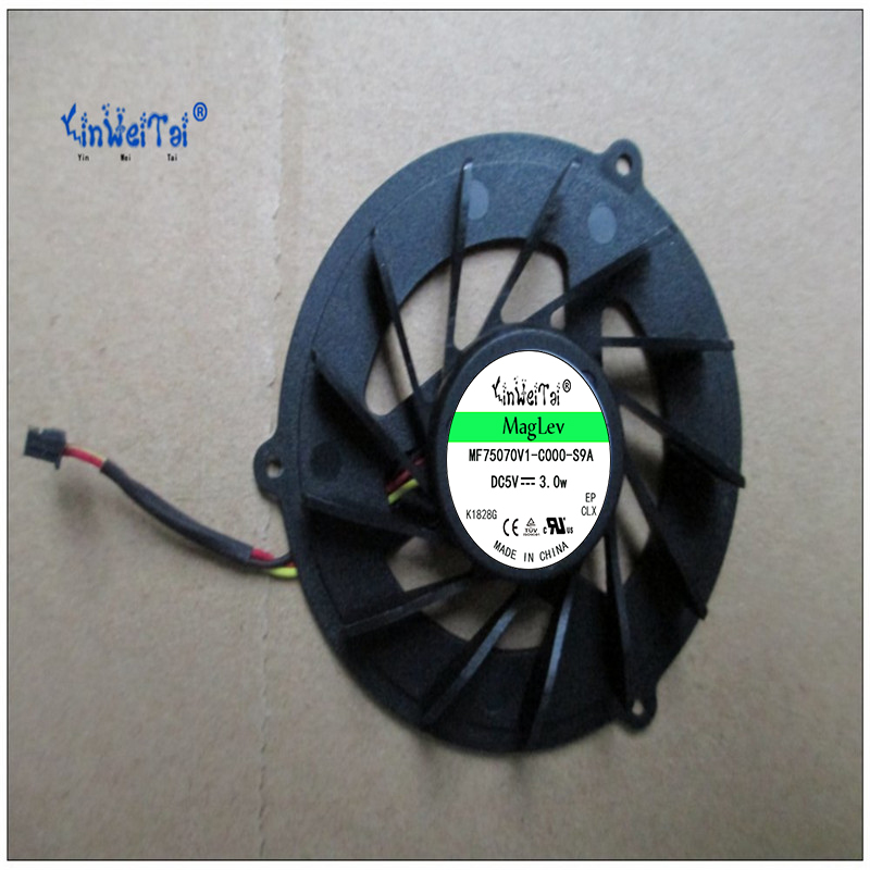 laptop cooling fan for Packard Bell Easynote LJ65 LJ71 LJ75 LJ65 LJ61 AD5505HX-EB3 KAKC03 DC 5V 0.18A new 9 cell 7800mah laptop battery for packard bell easynote nm85 nm86 nm87 lm85 lm86 lm87 nm88 as10d31 as10d3e as10d41