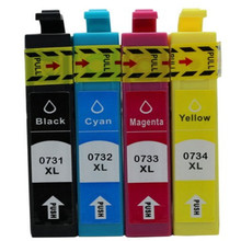 Compatible for T0731 Ink Cartridge For Stylus CX7300 CX8300 TX210 C79 C90 CX3900 CX3905 4900 CX4905 CX5500 CX5600 CX5900 CX7310