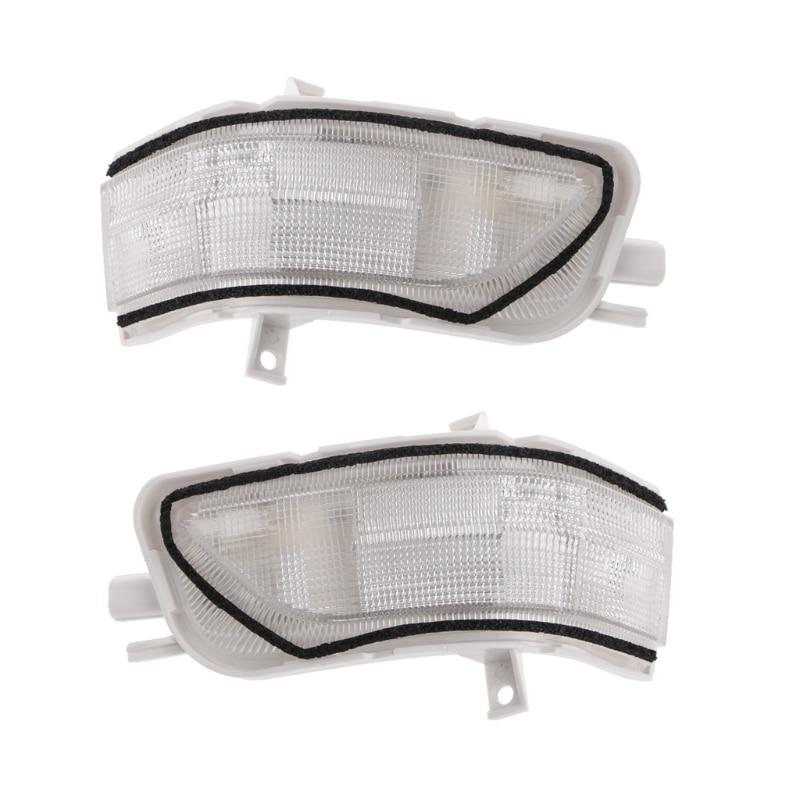 Gauche Droite Rearview Miroir LED Signal Lumineux de Tour Pour Honda CRV 2007-2011 Crosstour 2011-2016 Feux De Voiture ambre Lampe Automatique