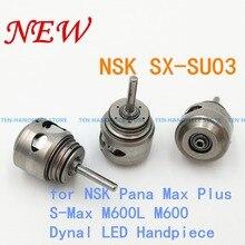 2018 good quality 3 pcs Dental NSK SU03 Turbine Cartridge for Pana Max Plus S-Max M600L Dynal LED