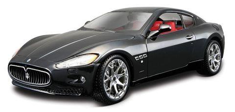 bburago 1 24 maserati gran turismo gt diecast modelo de carro de corrida esportes brinquedo