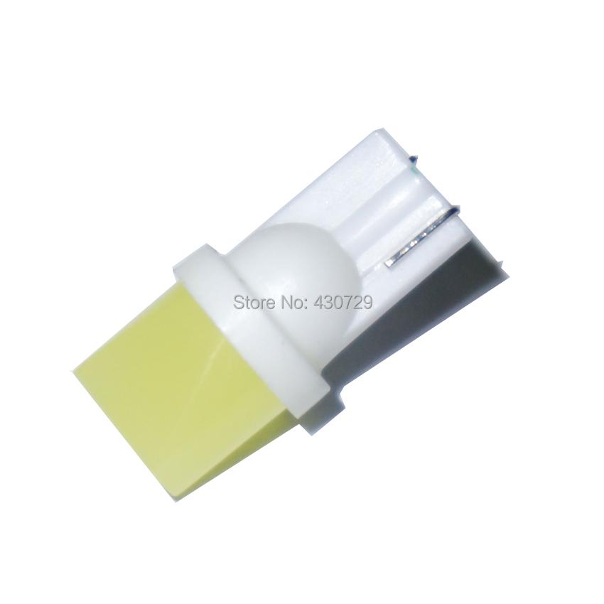 Prix pour 100 pcs/lot T10 3d LED W5W Blanc Lumières De Voiture Côté direction indicateur plaque d'immatriculation Porte la lumière Carte Feston Dôme Lampe Ampoules DC 12 V