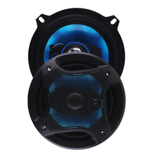 1Pair 5150W 3 Way Auto Car Coaxial Horn Hifi Loud Speaker Full Frequency Automobile Stereo Audio Sound Music Loudspeaker 2pcs 4 6 inch 2 way 150w car coaxial speaker automobile auto hifi audio full range frequency loud speaker high pitch loudspeaker