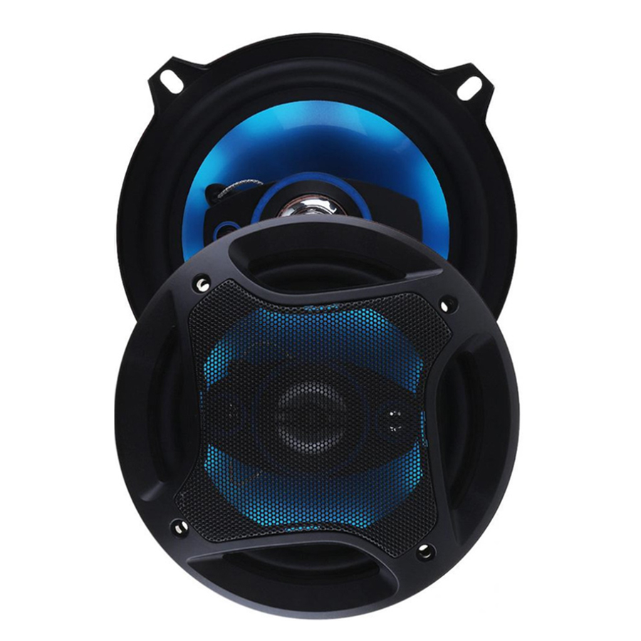 1Pair 5150W 3 Way Auto Car Coaxial Horn Hifi Loud Speaker Full Frequency Automobile Stereo Audio Sound Music Loudspeaker
