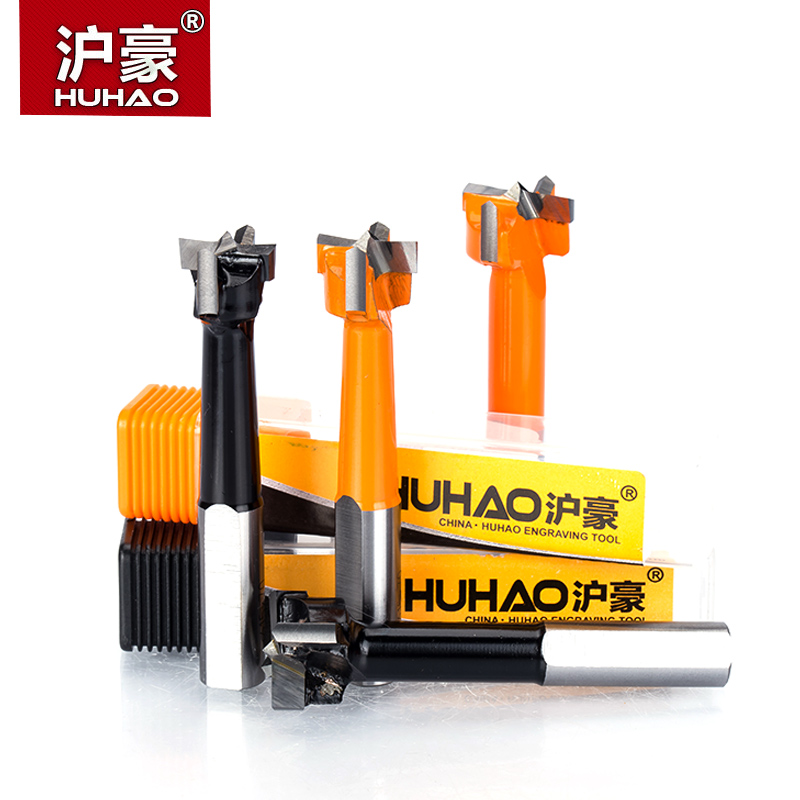 HUHAO 1pc CNC Woodworking Row Hole Drilling Dia. 15-35 Drill Shank 7.5mm For Making Hole With High Wear-resistant Alloy Blade видеоигра бука saints row iv re elected