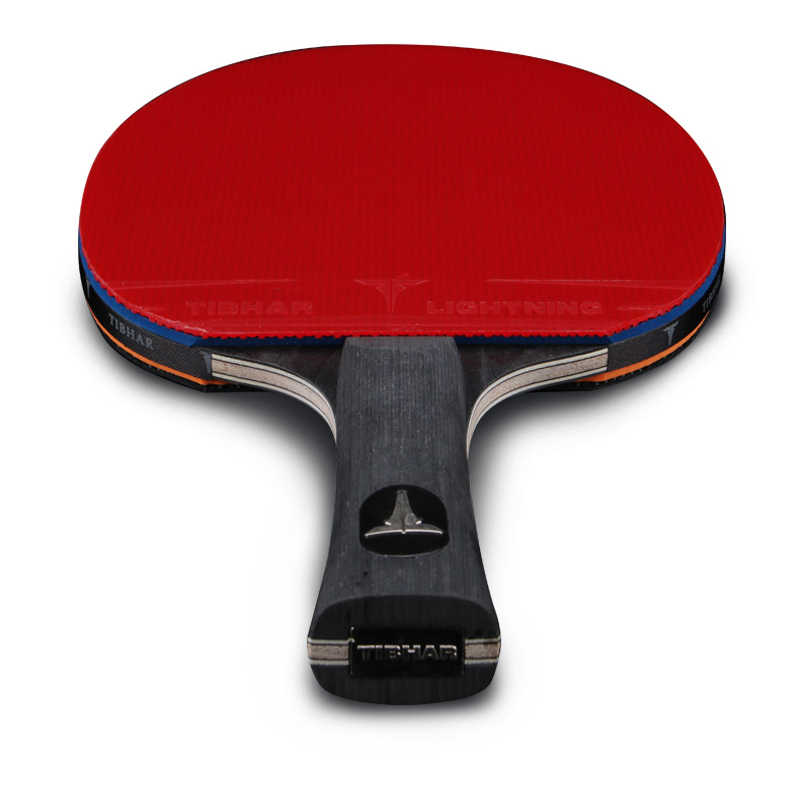 Tibhar Pro Table Tennis Racket Blade Rubber Pimples-in Ping Pong Rackets High quality With Bag 6/7/8/9 Stars