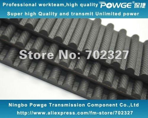 ФОТО High Torque HTD8M Timing Belts HTD2248-8M-40 Teeth=281 Width=40mm HTD2248-8M Firberglass core 2248-8M Drive belts