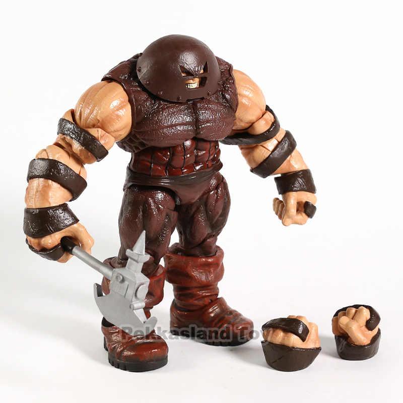 Фигурка Marvel Cain Марко джеггернаут ПВХ фигурка Коллекционная модель игрушки