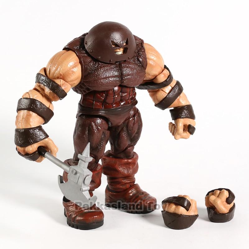 Marvel Select Cain Marko Juggernaut PVC Action Figure Collectible Model ToyMarvel Select Cain Marko Juggernaut PVC Action Figure Collectible Model Toy