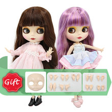 Factory Neo Blythe Dolls Colorful Hair Regular & Jointed Body 30cm